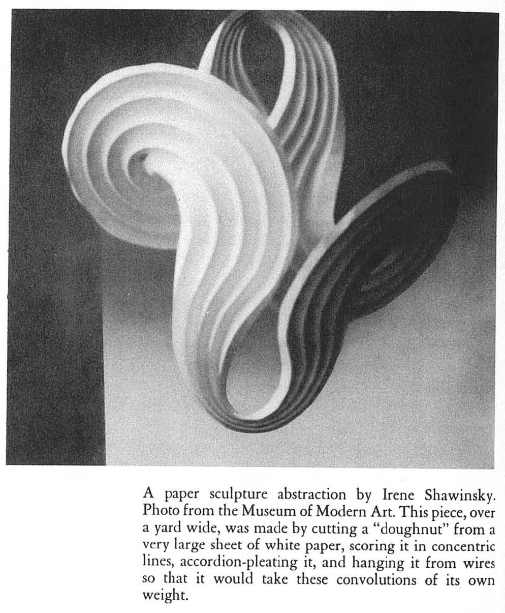 History of curved crease sculpture jeuxipadfo Image collections